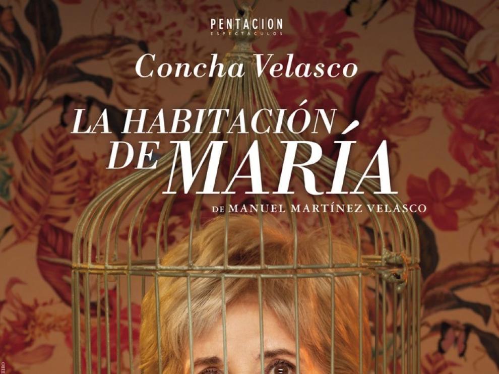 """Concha Velasco: """"Enriquezco a los personajes con mi experiencia de vida"""""""