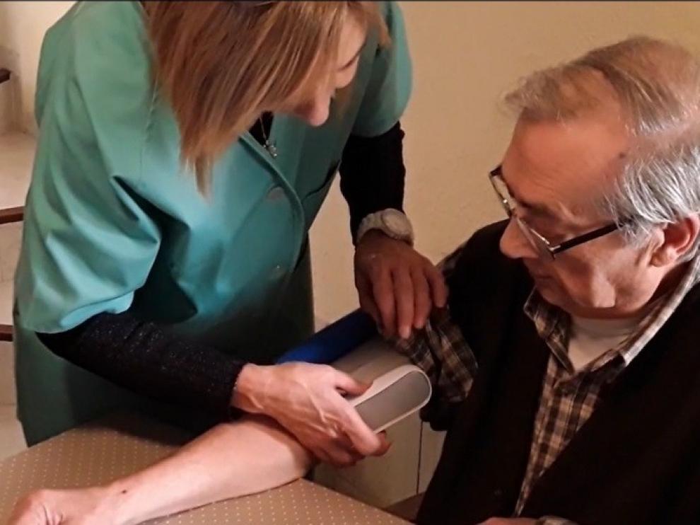 Se renueva el acuedo para mejorar la atención a pacientes mayores en el sector de Barbastro