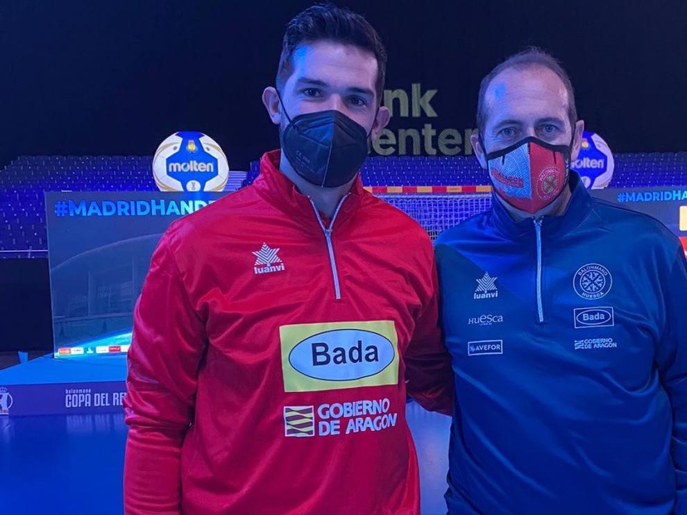 El Bada Huesca se enfrentará al Ademar León en Copa del Rey de balonmano