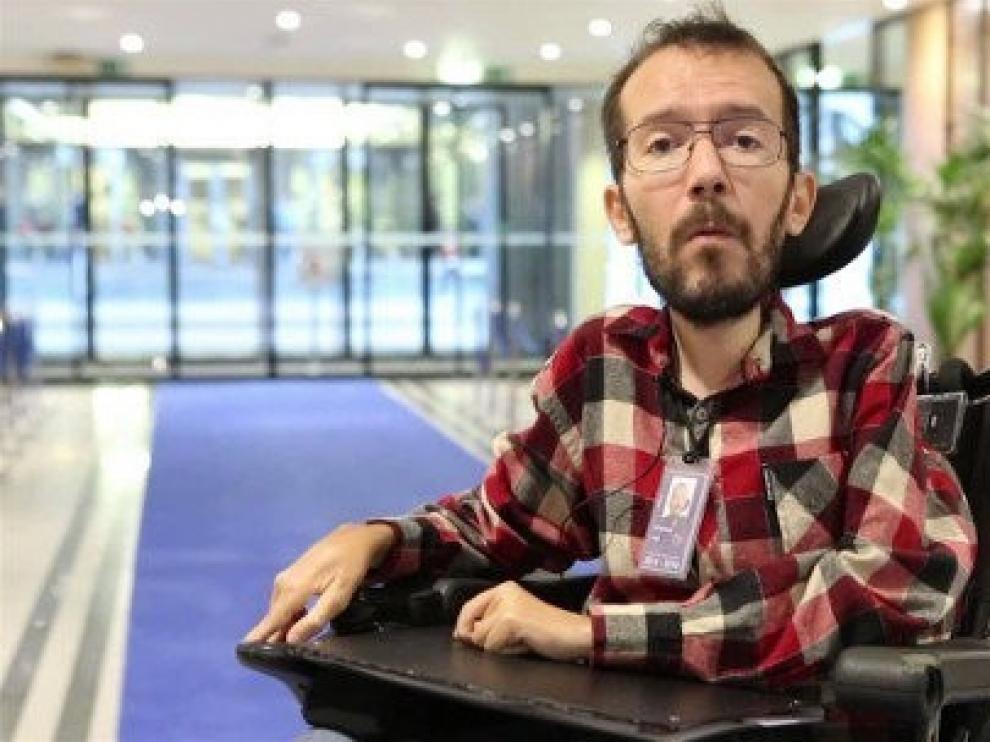 Pérez Calvo exige a Podemos Aragón que desautorice a Echenique de forma inequívoca