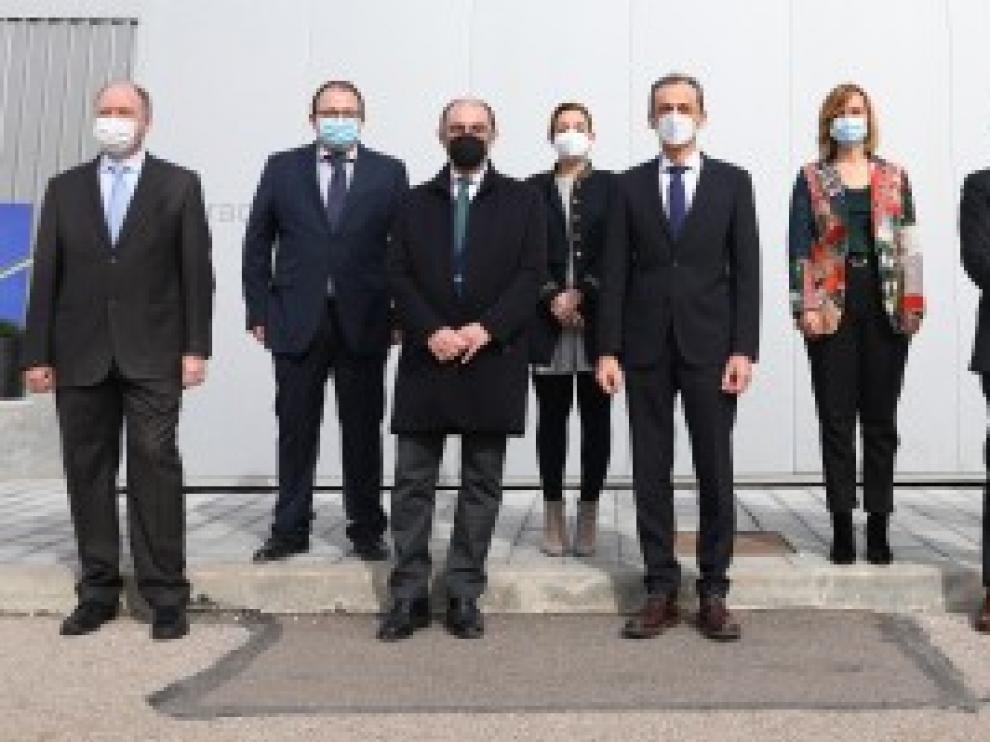 Una empresa aragonesa investiga una vacuna contra la covid e invertirá 100 millones de euros