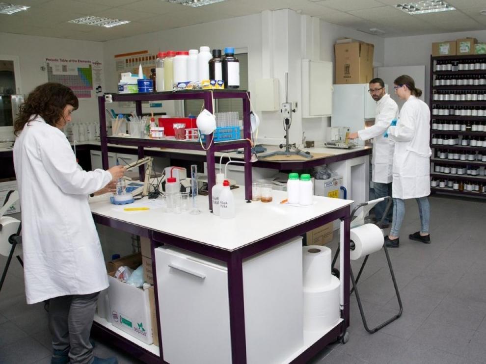 La empresa Seipasa de Tardienta, finalista del Premio Nacional Pyme 2020
