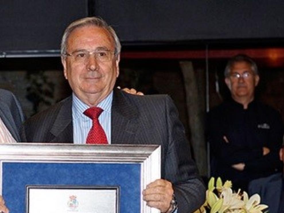 Fallece José Luis Galindo, vicepresidente de la Federación Aragonesa de Fútbol
