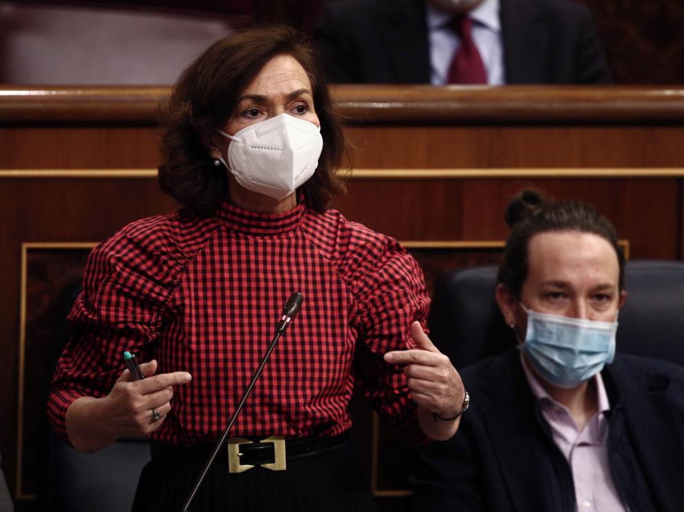 El apoyo de Podemos a los disturbios abre otra brecha en el Gobierno