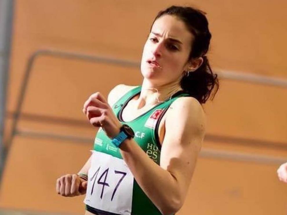 Cristina Espejo abre el fuego en el Campeonato de España