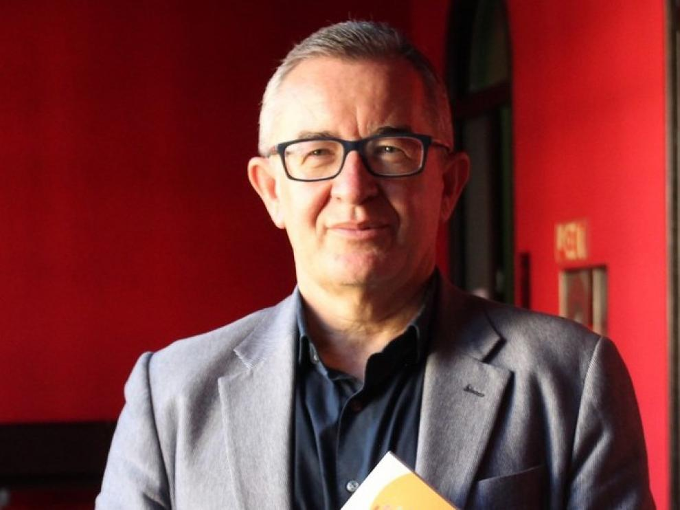 """José Alberto Molina: """"El objetivo es contribuir al discurso social, jurídico, económico y educativo"""""""