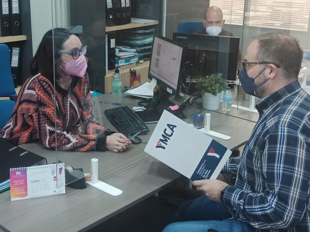 Ymca Huesca trabaja en la mejora de la empleabilidad y la inserción