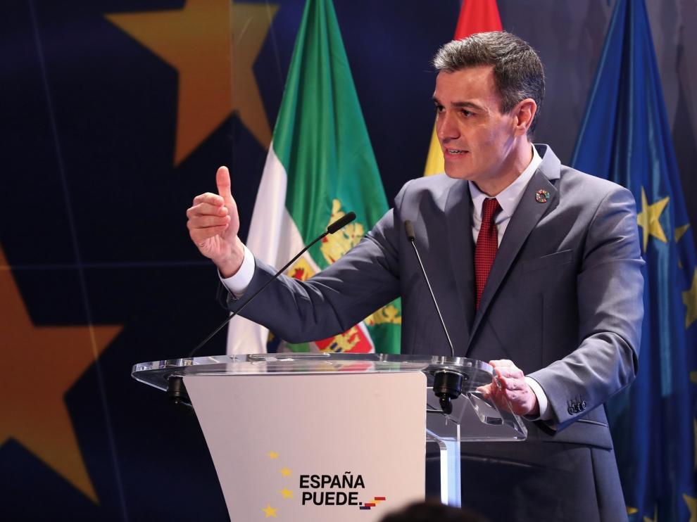 Sánchez rechaza la violencia en una democracia como España