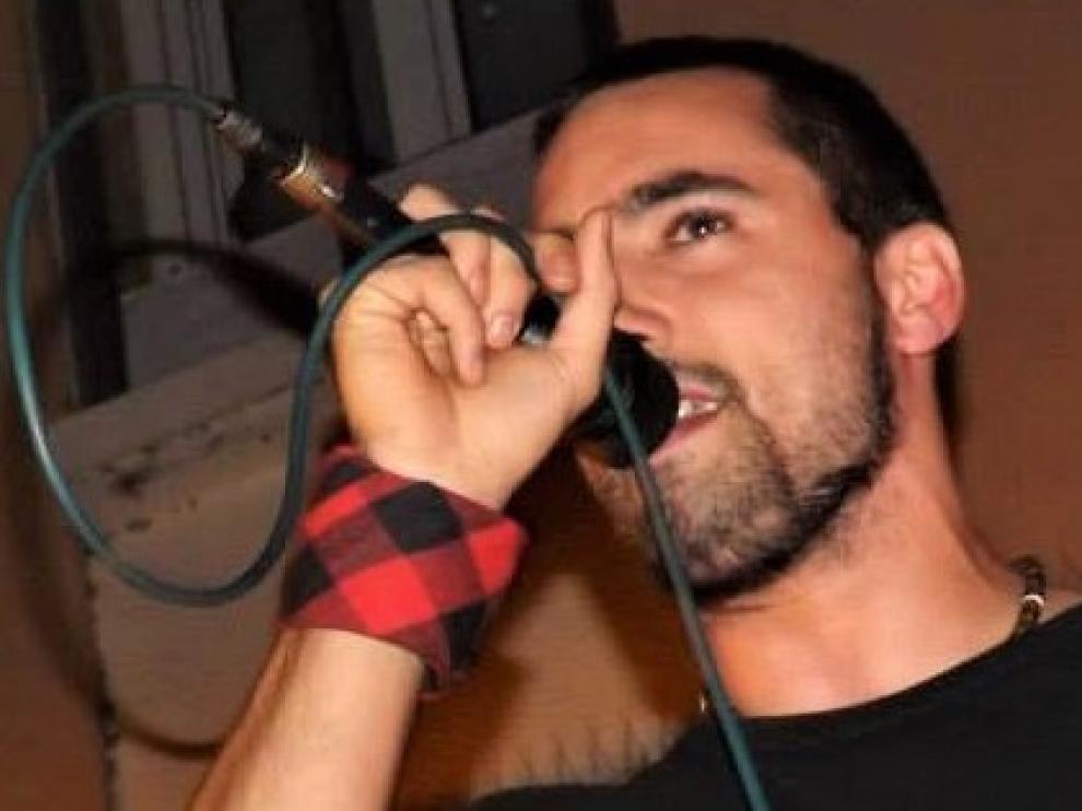 """Krevi Solenco: """"La música puede ayudar a aprender y conocer mejor la lengua aragonesa"""""""