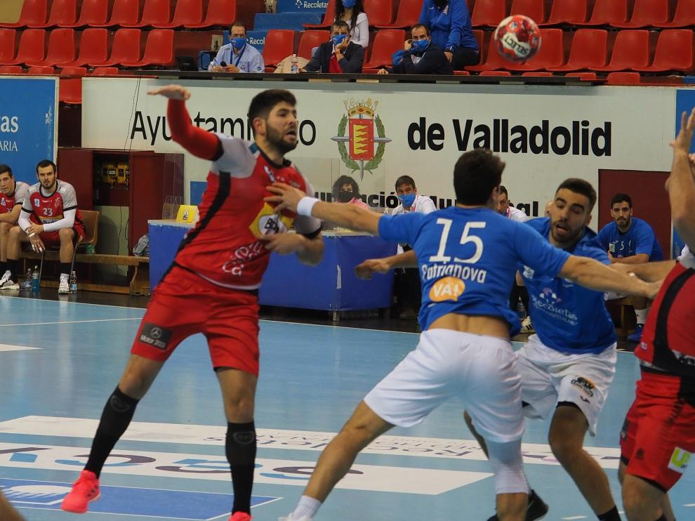 El Valladolid anula al Bada en la segunda parte (31-30)