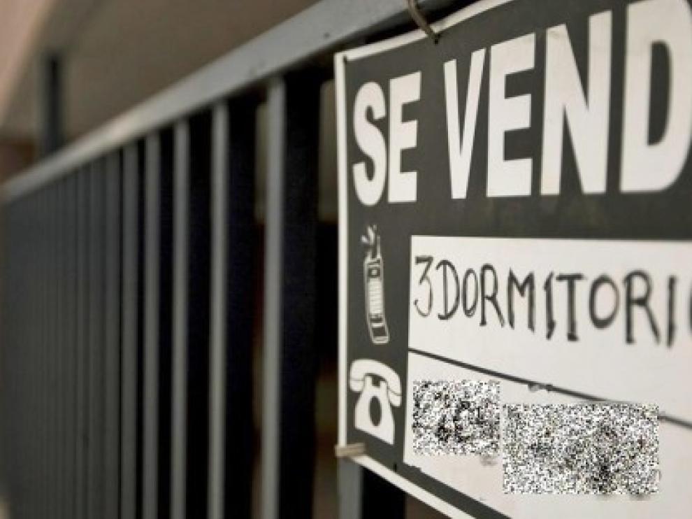 La covid frena cinco años de subida en la compra de viviendas en Huesca
