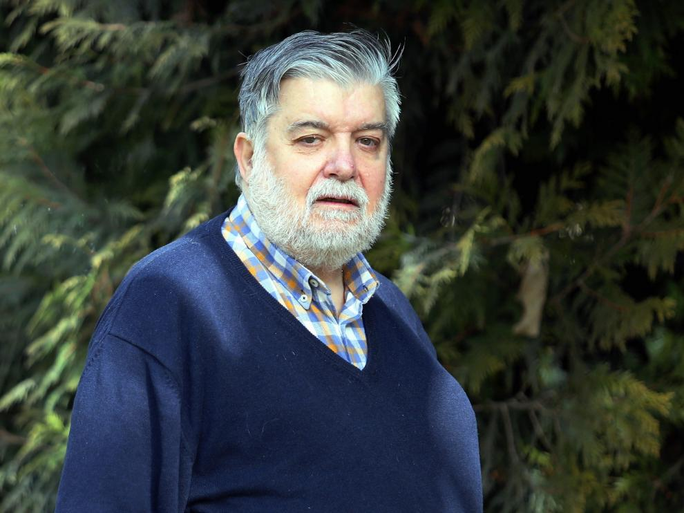 """Joaquín López Pardo: """"Hay una fiesta en el mundo de las aves que no sabes hasta que entras"""""""