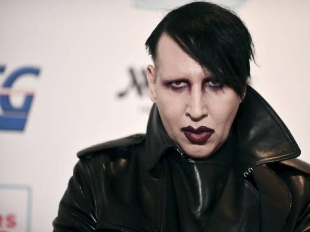 Investigan a Marilyn Manson por abusos sexuales