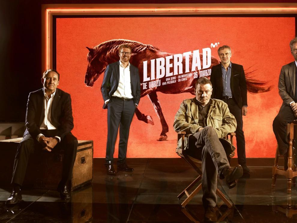 """""""Libertad"""", el ambicioso proyecto de Enrique Urbizu"""
