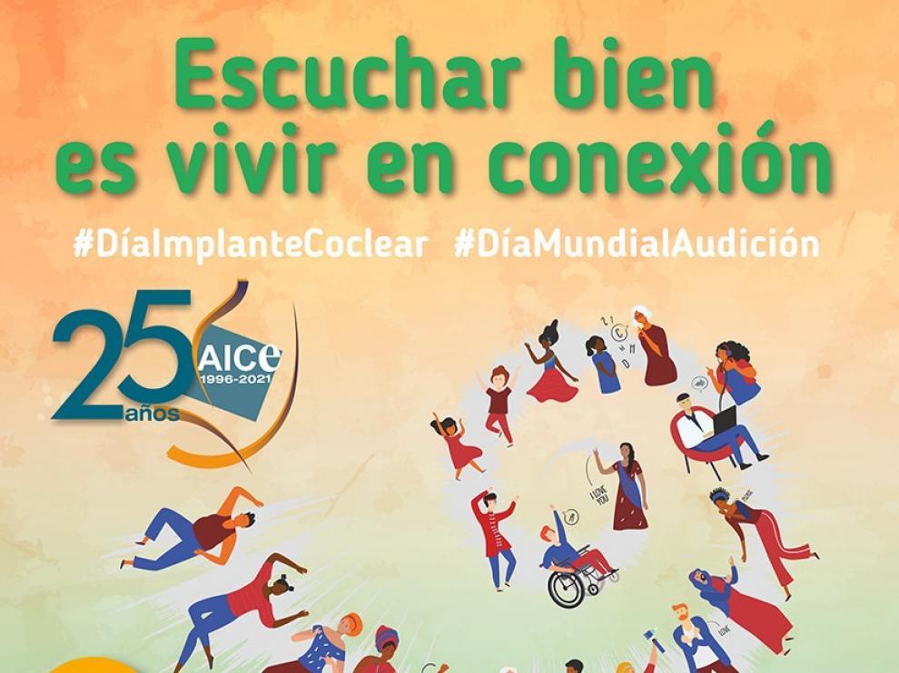 Aragón se une a la celebración del Día Internacional del Implante Coclear