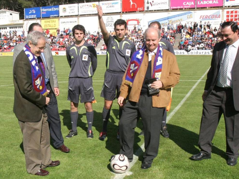 Fallece el ex jugador y ex entrenador del Huesca Antonio Trallero