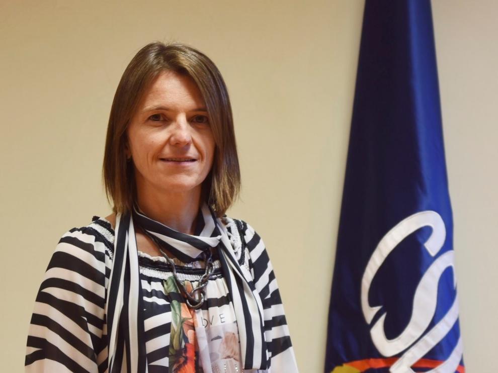 La profesora Nuria Garatachea, entre las diez investigadoras reconocidas por el campus de Huesca y de Toledo