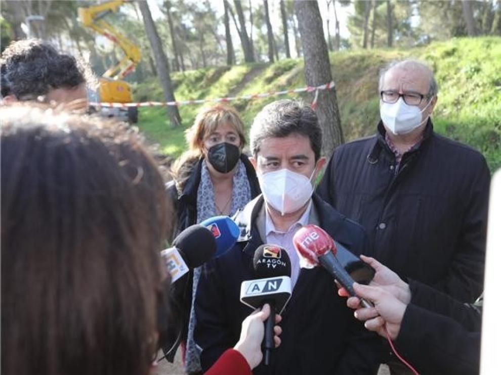 La Comisión de Personas del ayuntamiento de Huesca aprueba la creación de un puesto de operario para la finca Beulas