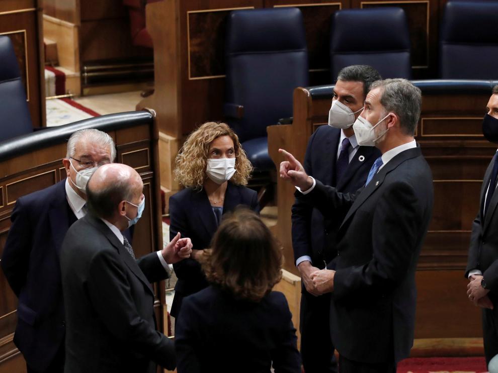 Felipe VI Congreso de los Diputados