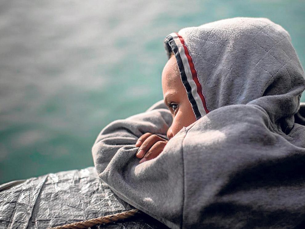 Imagen del documental 'Cartas mojadas'