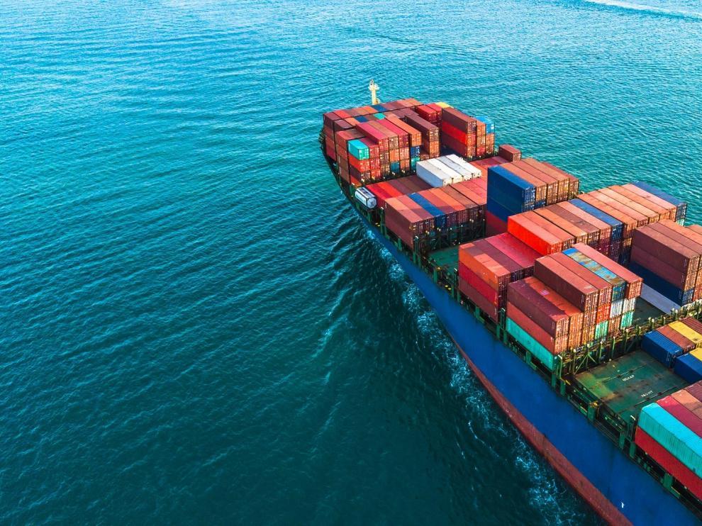 El comercio oscense también participa en la actividad exportadora con China.