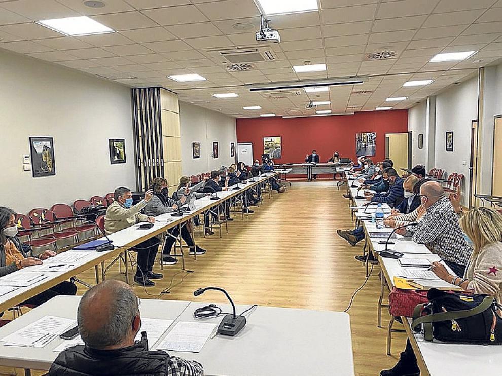 Consejo comarcal del Somontano