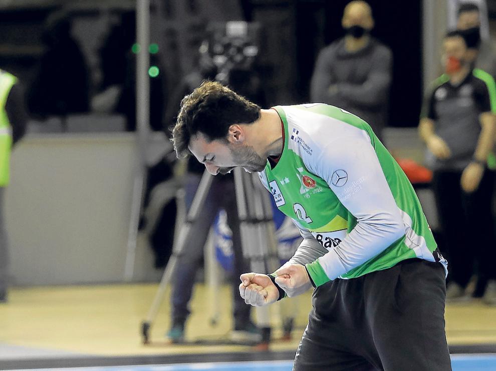 Miguel Espinha cuajó una actuación sobresaliente