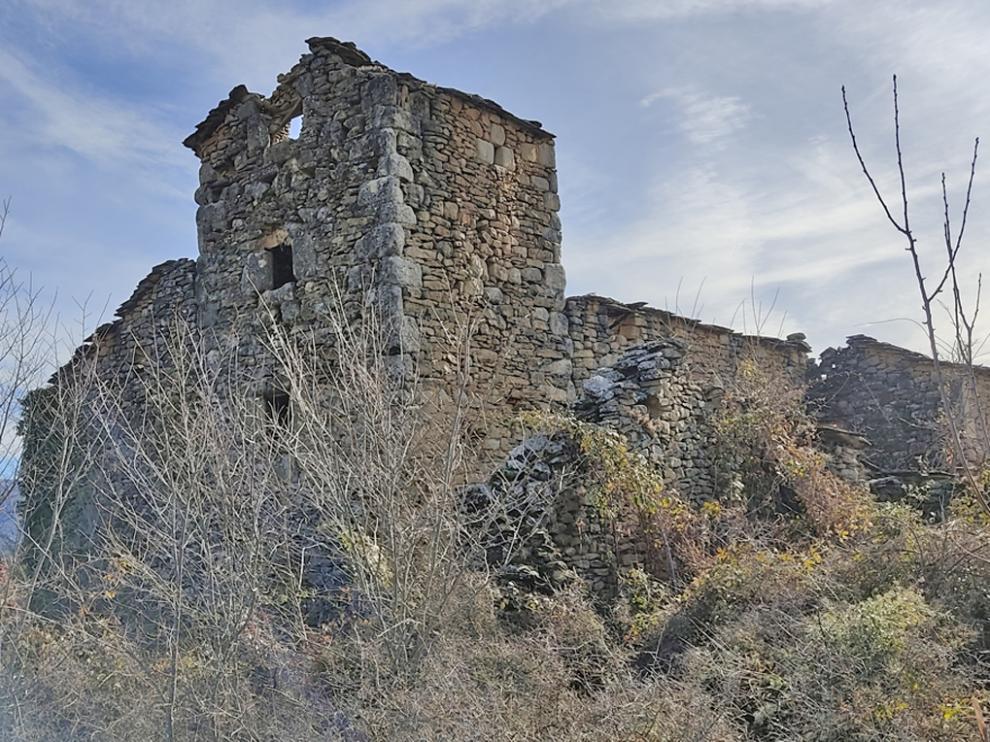 Casa fuerte de Castellblanc