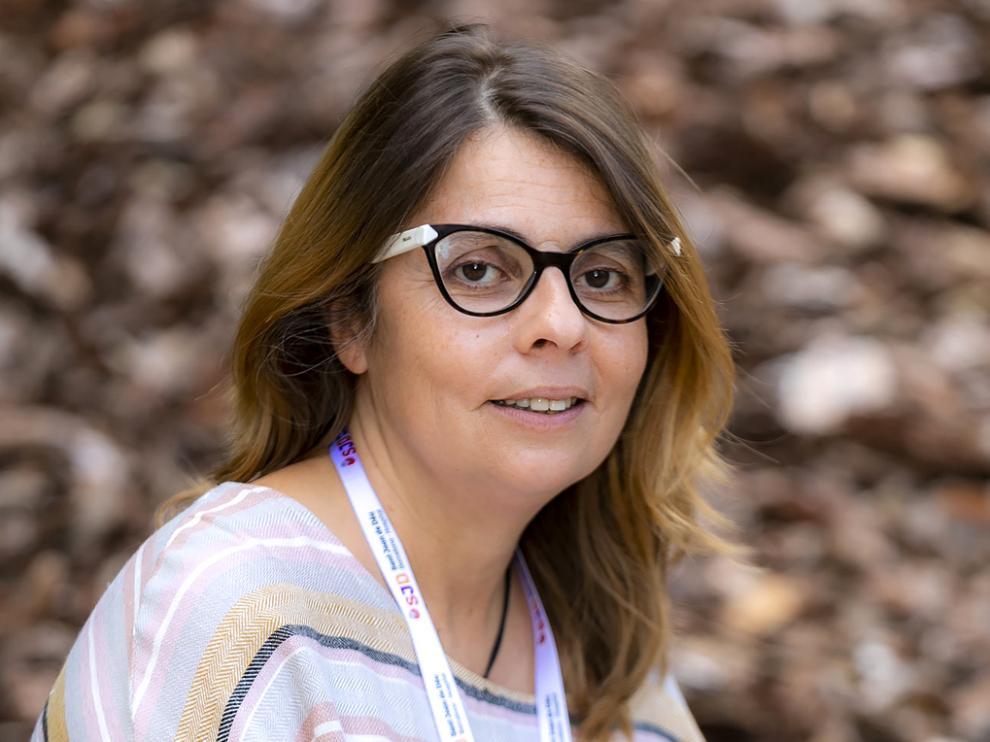 Mónica Sarasa.