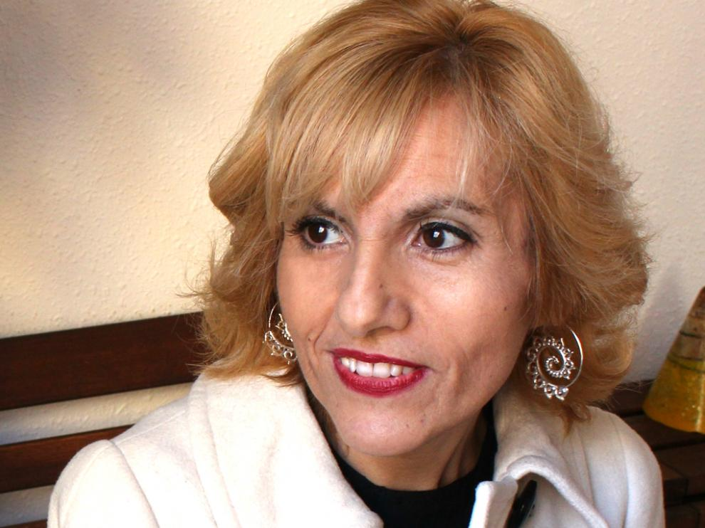 Carmen Aliaga.