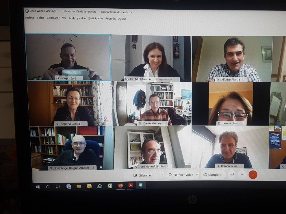 Consejo Científico de la Reserva de la Biosfera Ordesa-Viñamala.