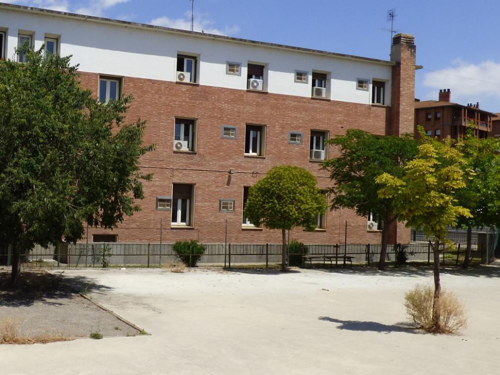 Centro de Salud de Barbastro.