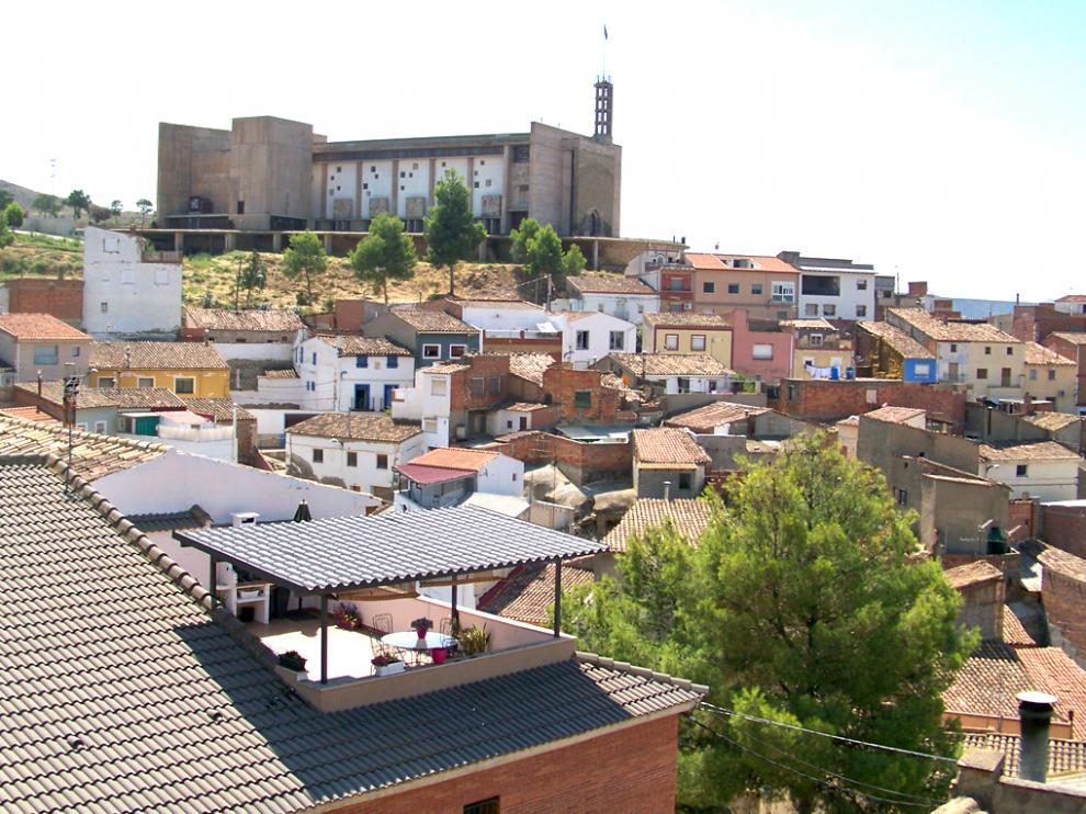 Vista de Fraga.