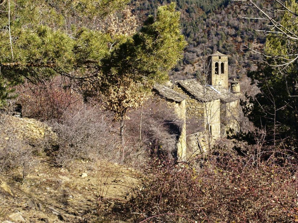 Arquitectónicamente hablando, Sasé es uno de los pueblos más interesantes de la zona sobrarbense.