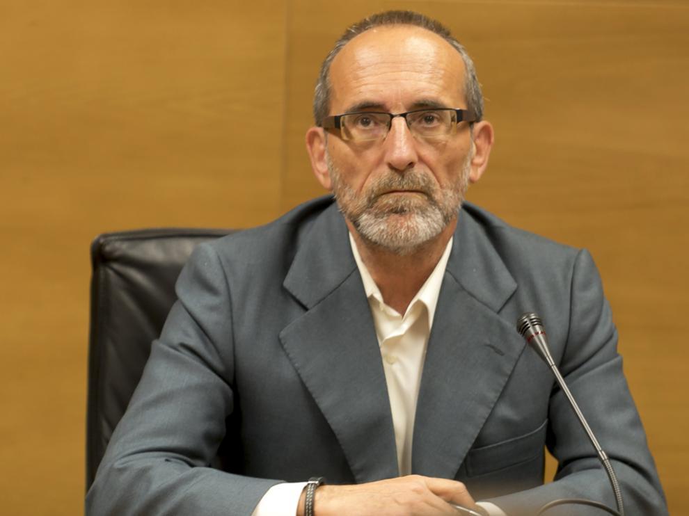 Francisco Mateo Rivas, alcalde de Tamarite de Litera.