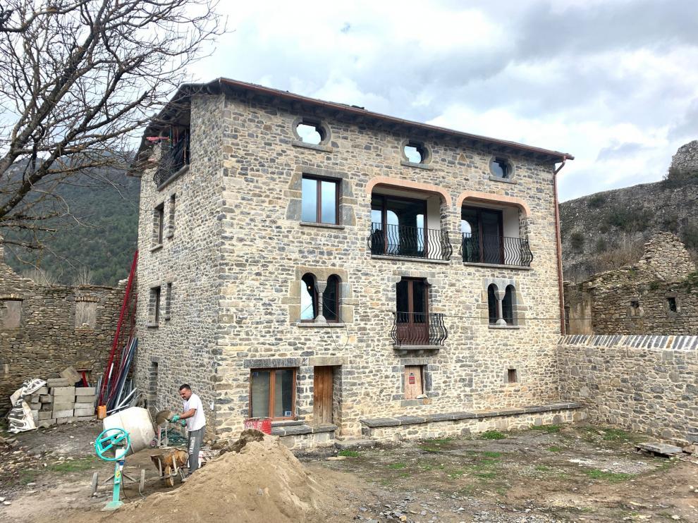 Óscar Espinosa reabrirá Casa Agustín de Jánovas este verano como turismo rural
