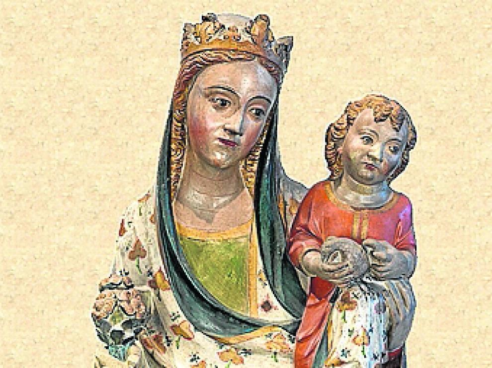 Virgen de Zaidín.