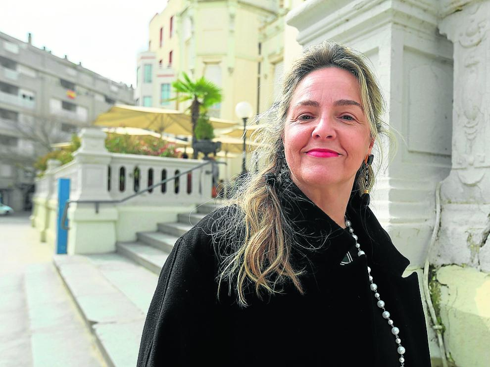 Susana Lacostena.
