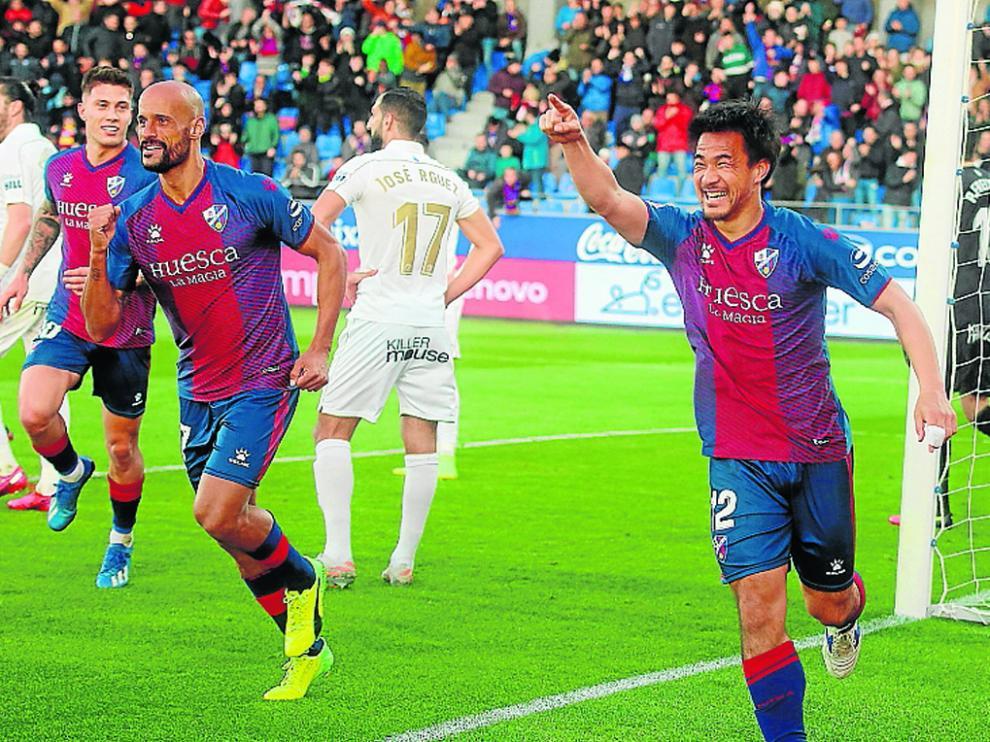 .. Huesca-2 Fuenlabrada 0.. 6 - 3 - 18-......PABLO SEGURA PARDINA - [[[DDA FOTOGRAFOS]]][[[DDAARCHIVO]]]