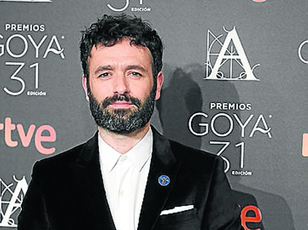 El cineasta Rodrigo Sorogoyen.