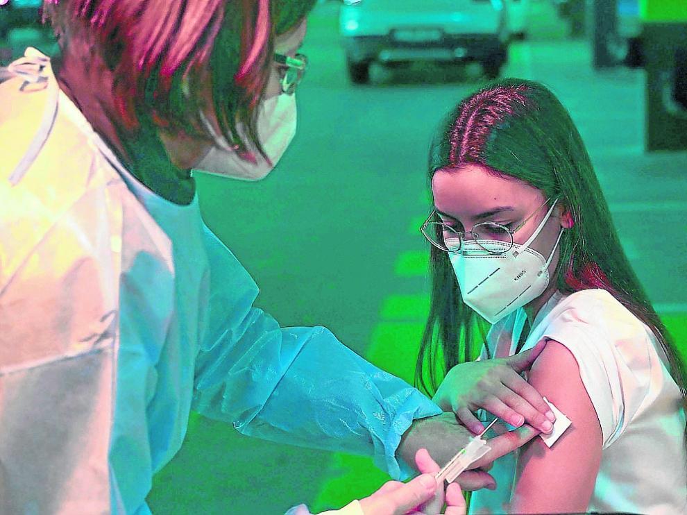 La vacuna de 'Johnson & Johnson' tiene una eficacia del 67 %.