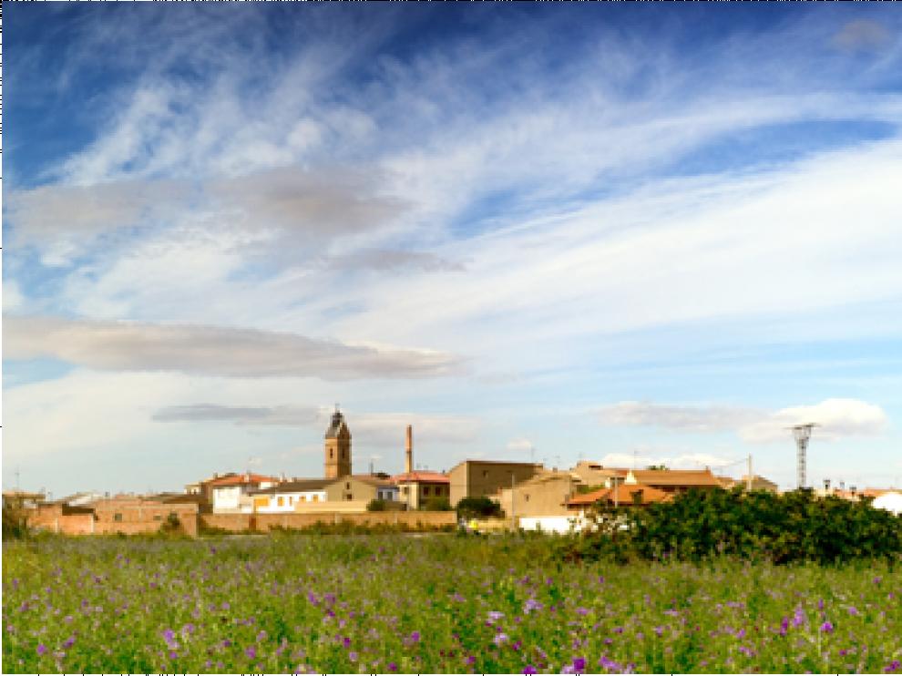 Vista de Luceni