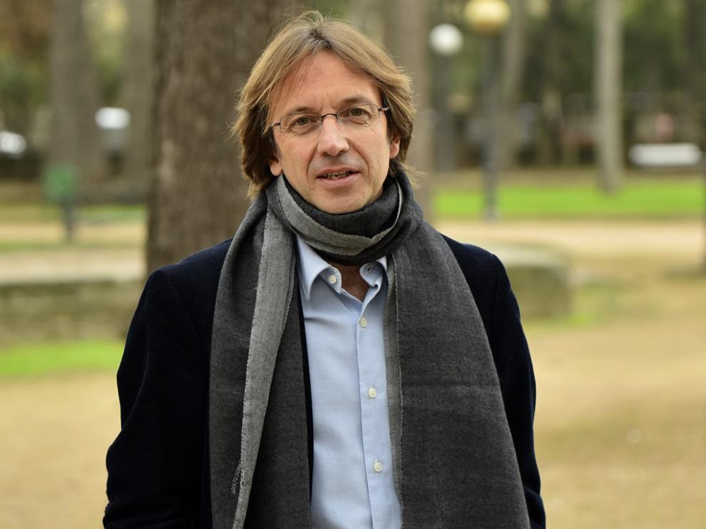El psiquiatra Javier Olivera.