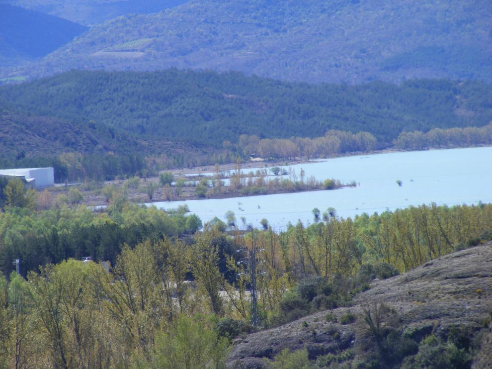 Pantano de Barasona