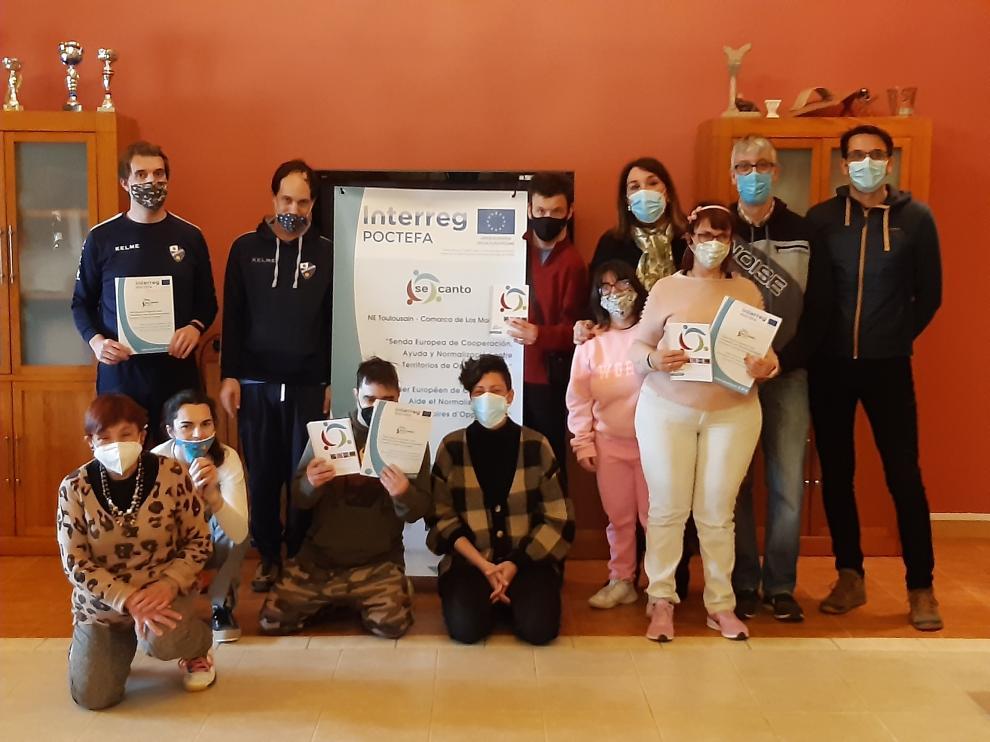 Ya ha comenzado a impartirse en el Centro Ignacio Claver de VALENTIA.