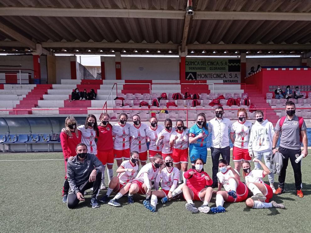 El Ciudad de Monzón comenzó la liga goleando.