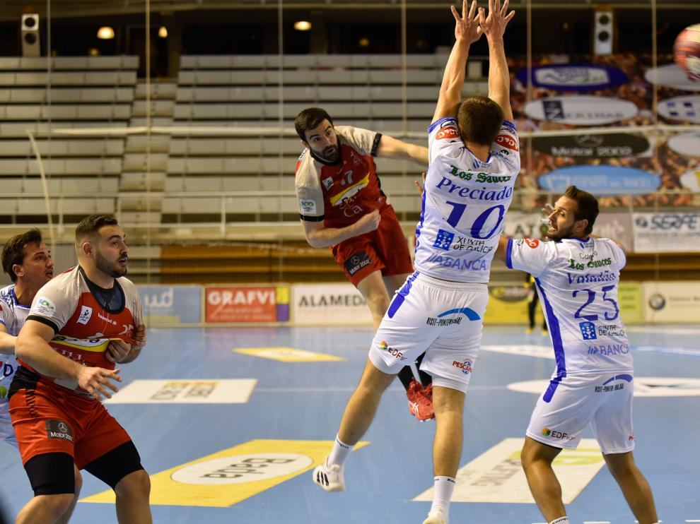 RV: Balonmano Bada Huesca-Cisne (balonmano asobal) Roger Navarro[[[DDA CORRESPONSALES]]]