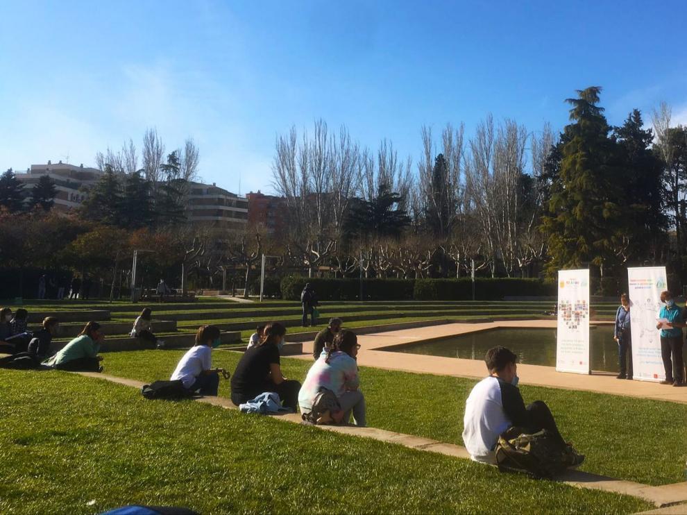 Consejo de la Ciudad de los Niños y las Niñas de Huesca.