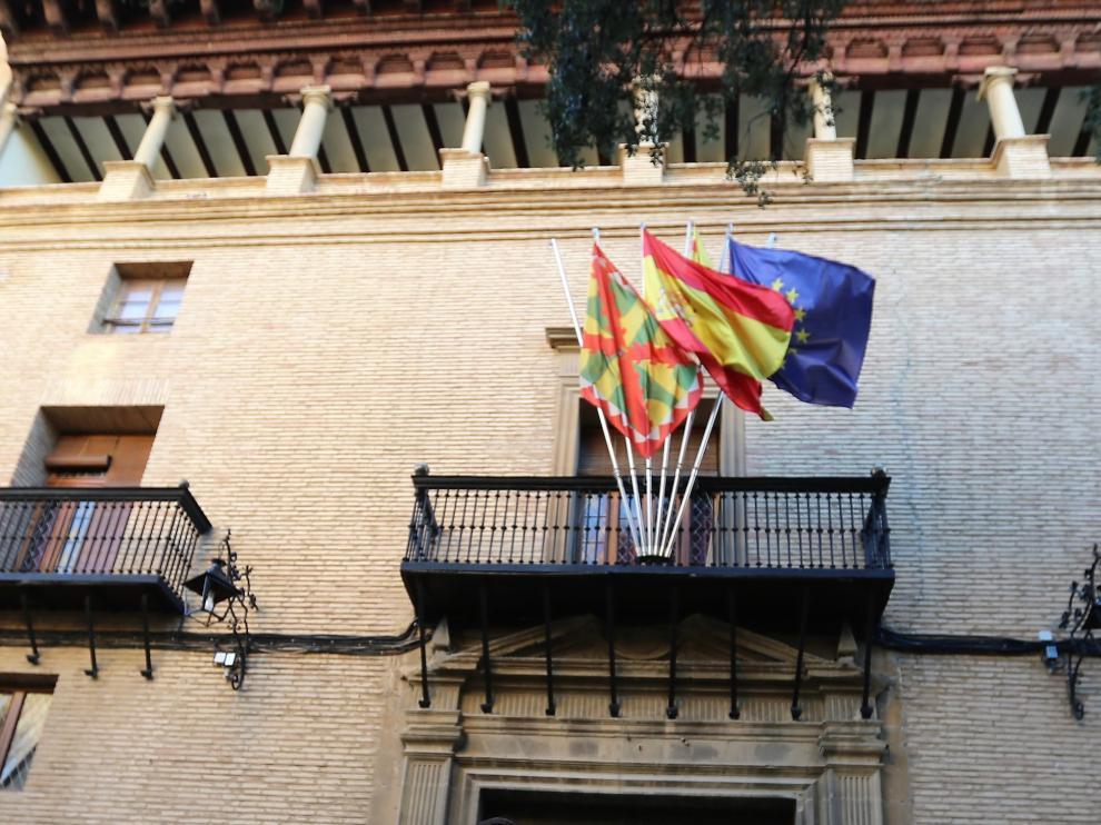 Ayuntamiento de Huesca.