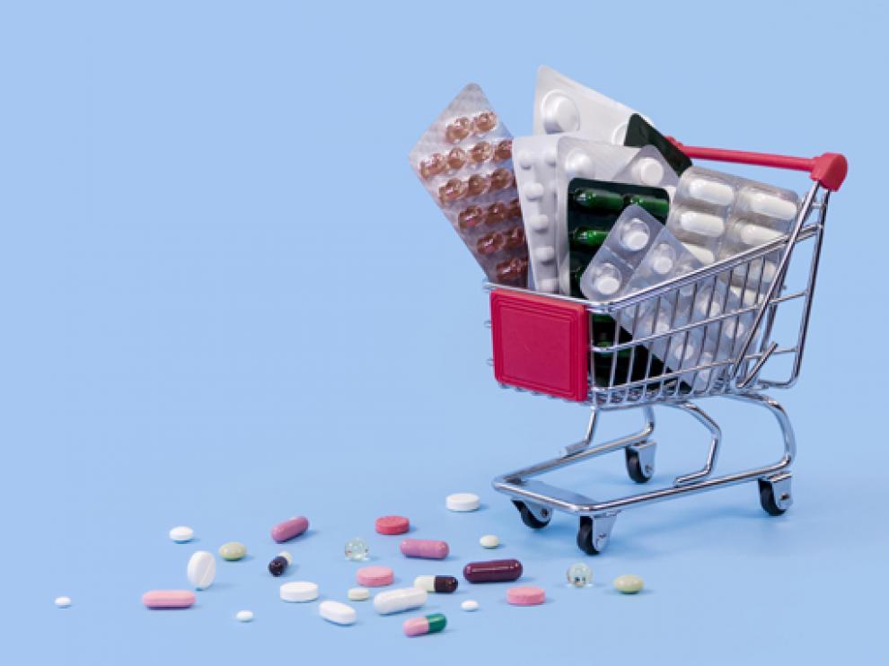 Los residuos se dividen en tres grupos: envases vacíos, residuos de medicamentos no peligrosos y residuos de medicamentos peligrosos.